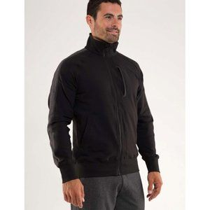 Lululemon Kung Fu Jacket II Black Mens
